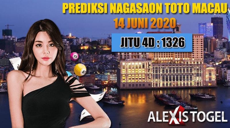 prediksi-nagasaon-toto-macau-14-juni-2020